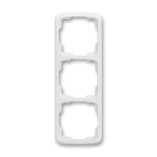 Rámeček pro elektroinstalační přístroje trojnásobný svislý TANGO