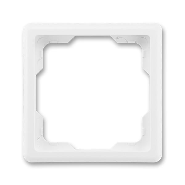 Rámeček pro elektroinstalační přístroje jednonásobný CLASSIC