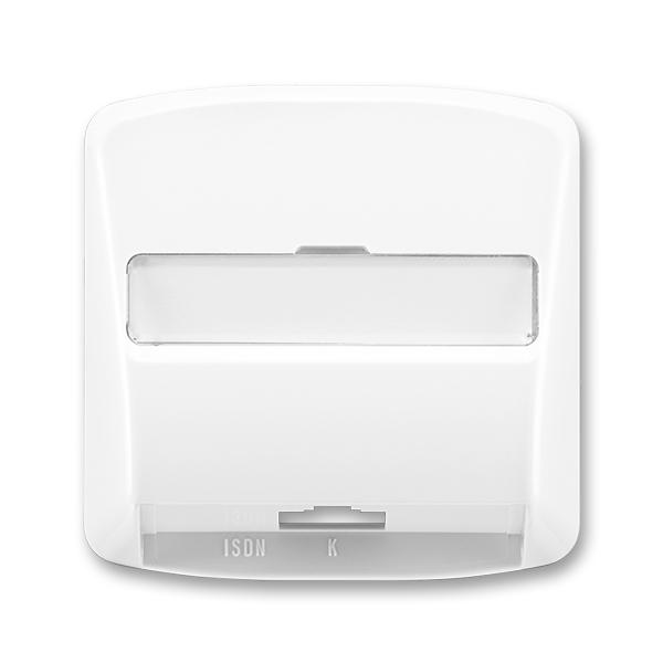 Kryt zásuvky ISDN koncové jednonásobné TANGO