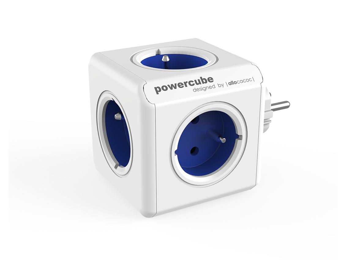 PowerCube Original Blue rozbočovací zásuvka