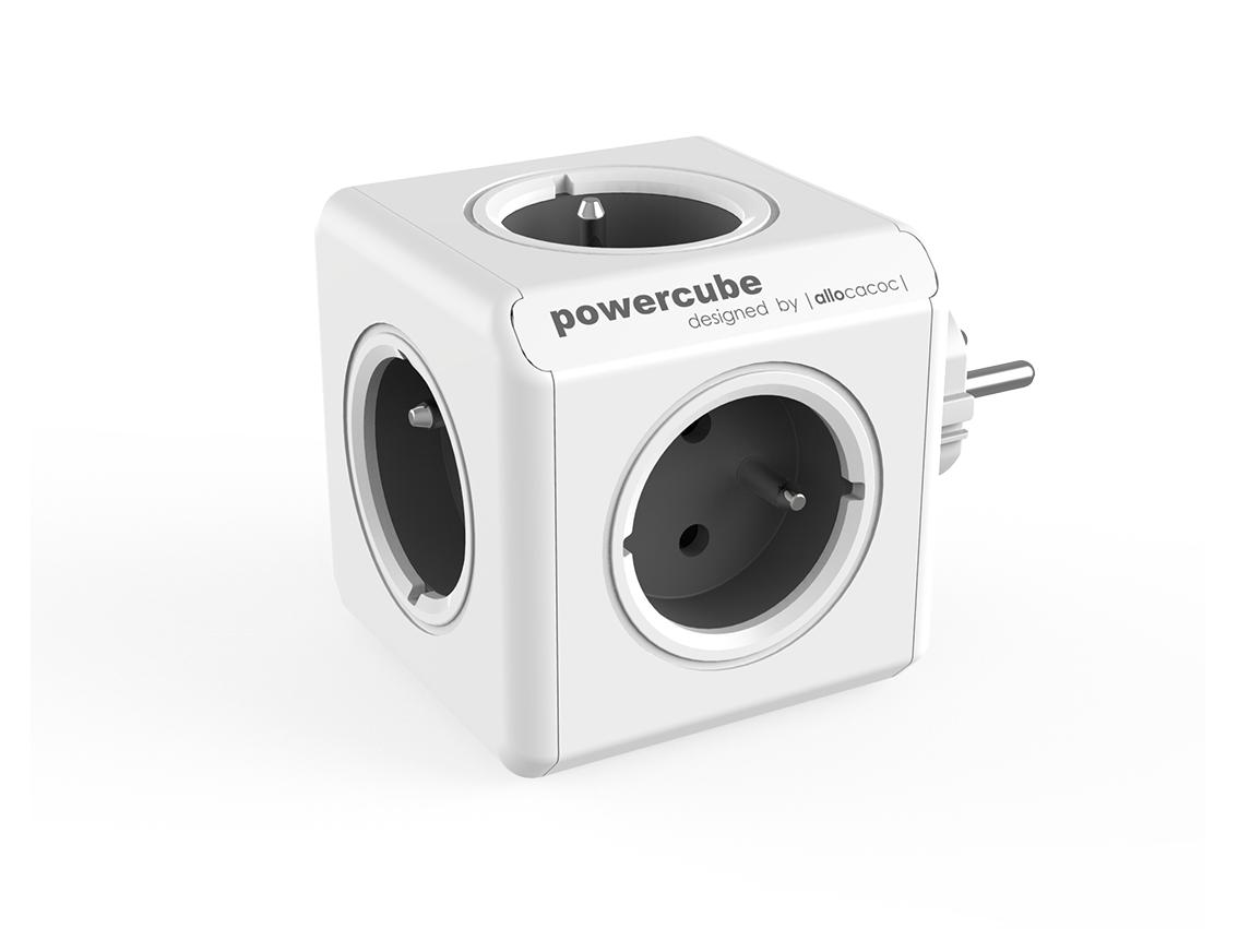 PowerCube Original Grey rozbočovací zásuvka