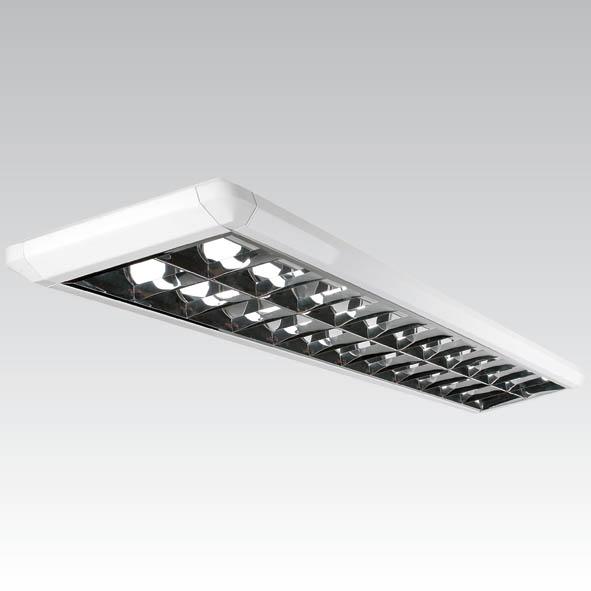 Zářivkové svítidlo CLAUDIA 4x18W