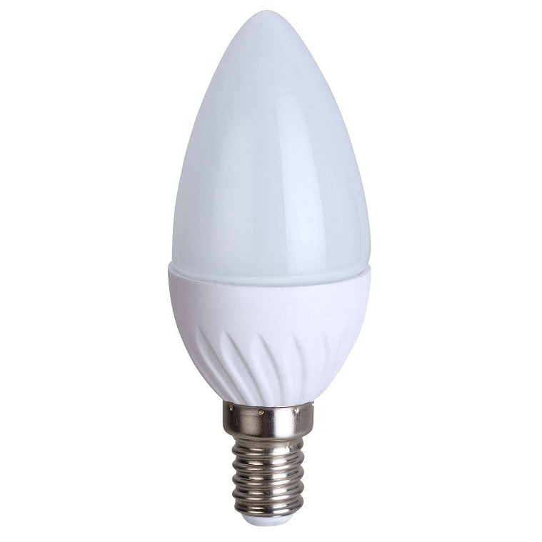 LED žárovka DAISY LED CANDLE E14 5 W CW