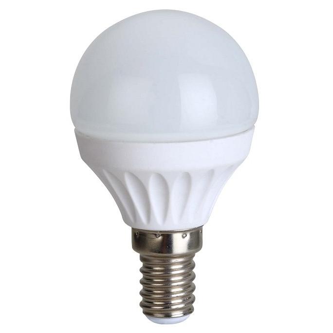 LED žárovka DAISY LED MINIGLOBE E14 5 W CW