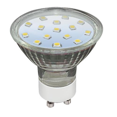 LED žárovka DAISY LED HP 5W GU10 WW