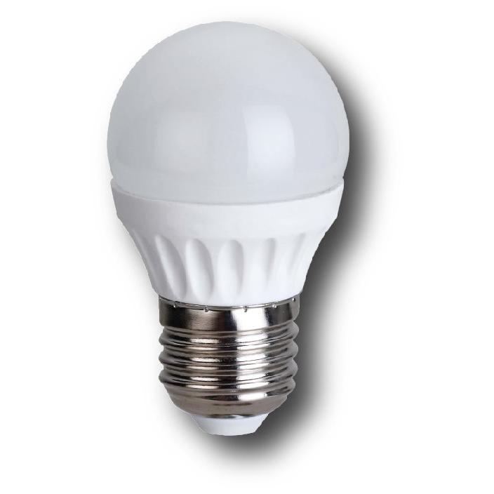 LED žárovka DAISY LED MINIGLOBE E27 7 W WW