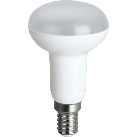 LED žárovka LED SMD R50 E14 5W - CW