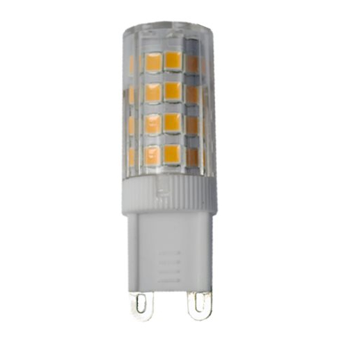LED žárovka LED51 SMD 2835 G9 4 W WW