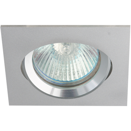 Bodové svítidlo IZZY DTL50-AL