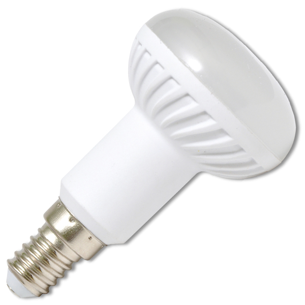 LED žárovka LED6,5W - E14 / R50 / 4200 K
