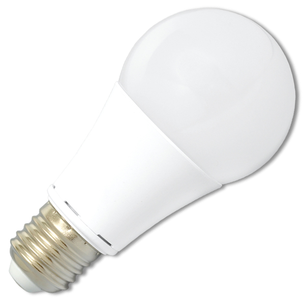 LED žárovka LED10W - A60 / E27 / 4200K
