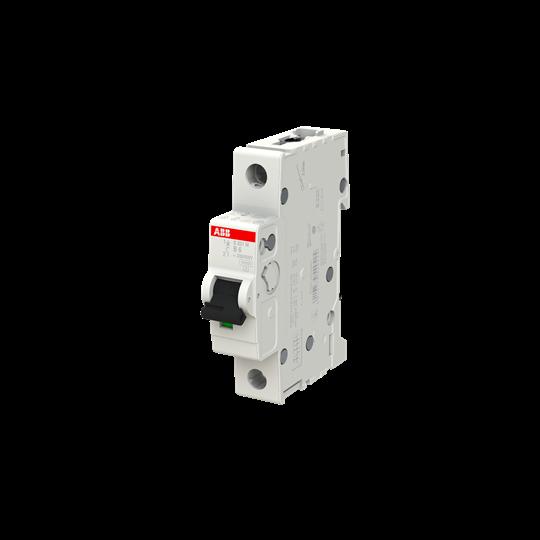 Jistič jednofázový ABB S201M-B6, 6 A