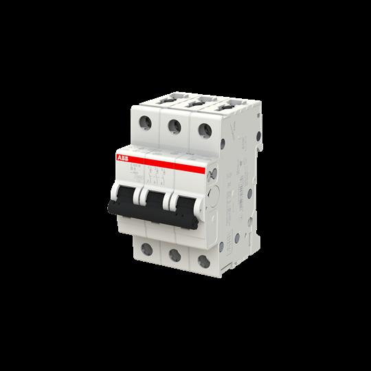 Jistič třífázový ABB S203M-B6, 6 A