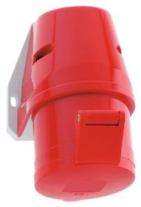 Průmyslová zásuvka náštěnná 400V/32A/4pólů (IP44)