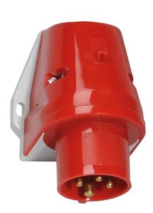 Průmyslová přívodka nástěnná Quick-Connect 400V/16A/4póly (IP44)