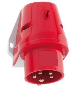 Průmyslová přívodka nástěnná Quick-Connect 400V/16A/5pólů (IP44)