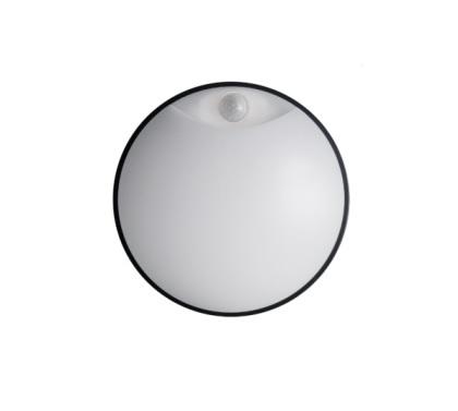 LED svítidlo DITA ROUND 14W (černá)