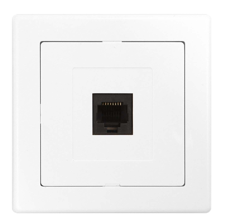Zásuvka komunikační jednonásobná 8 pin JUPITER 1 PC (GXKP014)