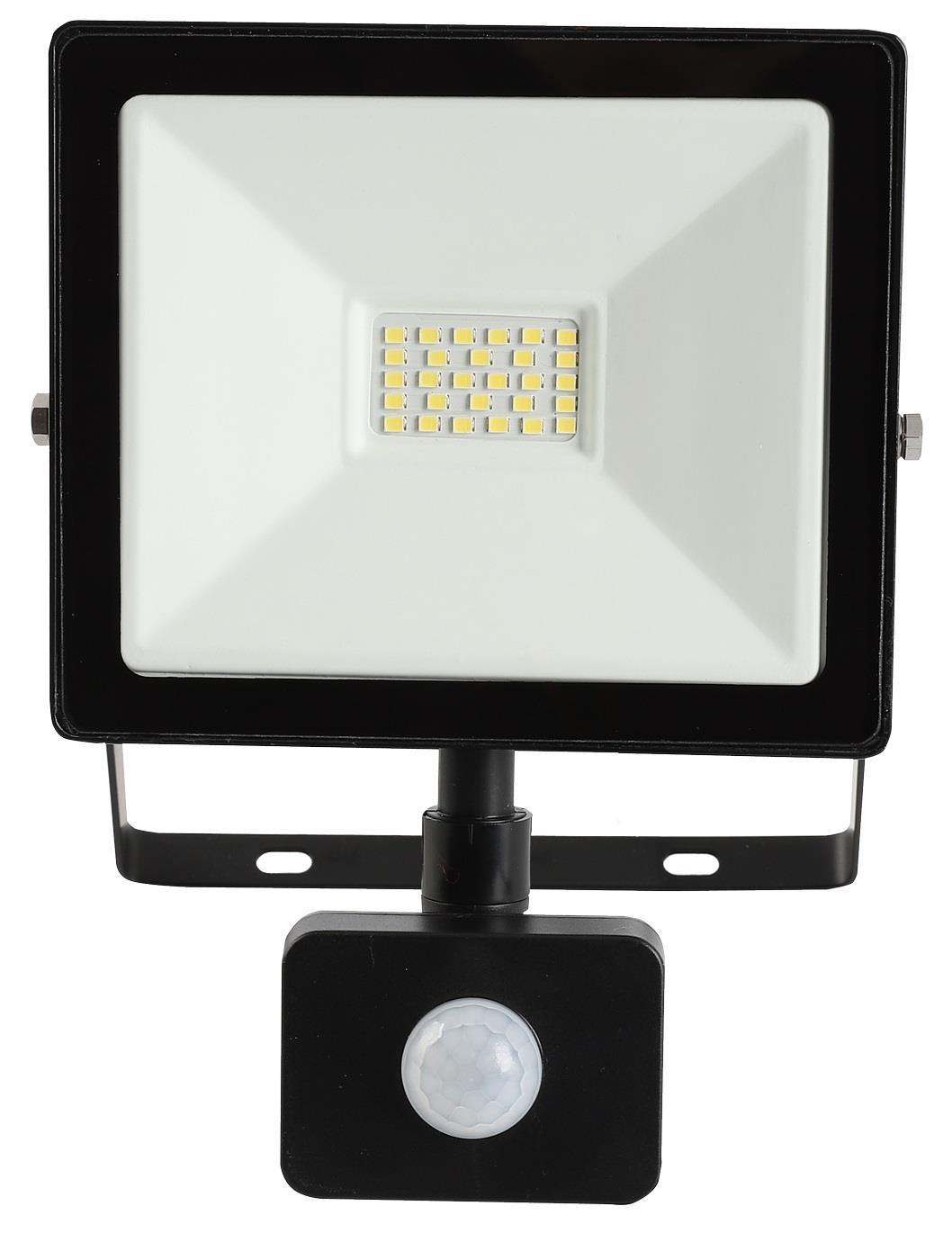 LED reflektor TOMI SMD s pohybovým senzorem 20W (GXLR019)