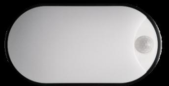 LED svítidlo s čidlem pohybu DITA OVAL B 14W NW (GXPS042)