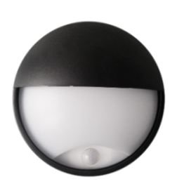 LED svítidlo s čidlem pohybu DITA ROUND B 14W NW cover (GXPS044)