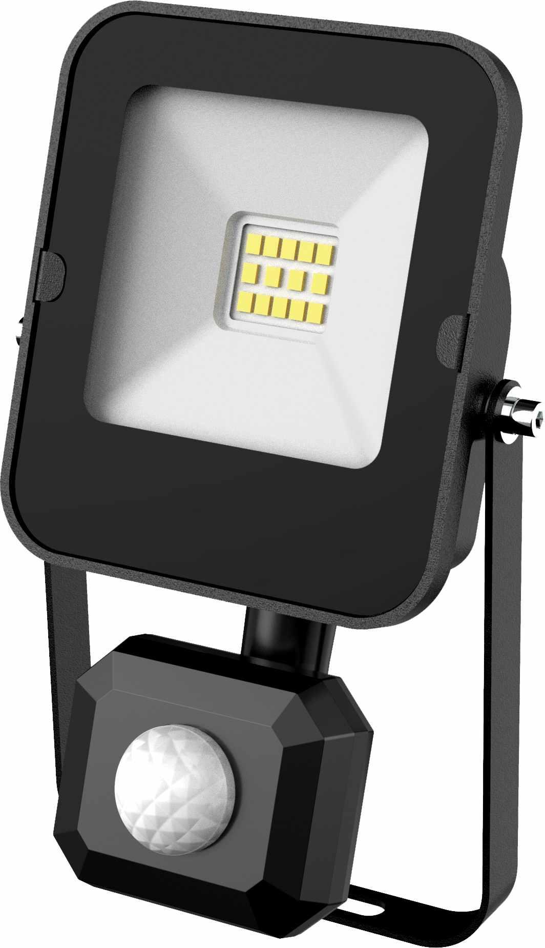 LED reflektor ALFA PIR SMD 10W NW