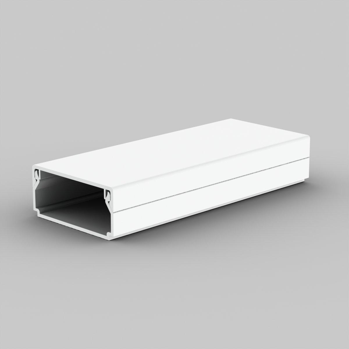 Lišta hranatá 40x20 bílá (LHD 40X20_HD)