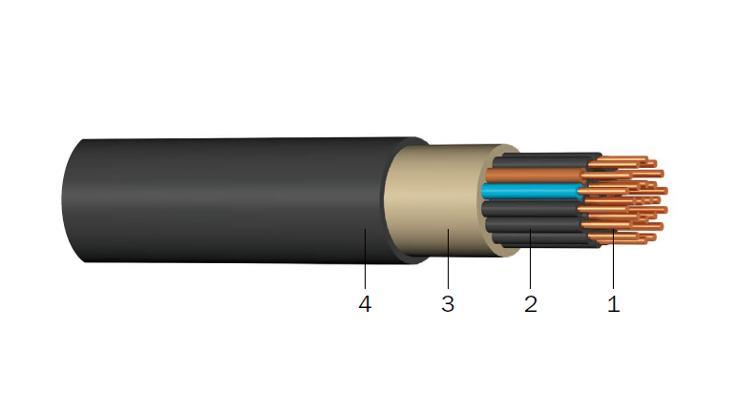 Cyky 4×16 hmotnost