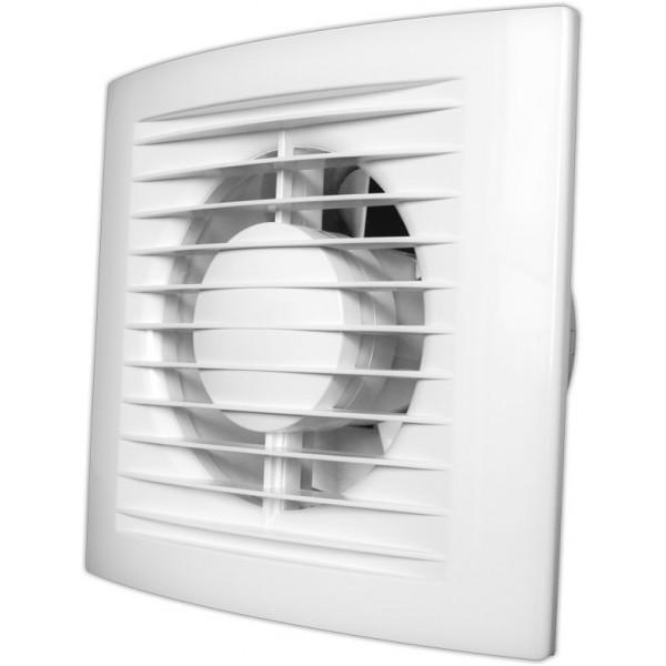 Nástěnný axiální ventilátor ARES 100 pouze se svorkovnicí - kluzná ložiska