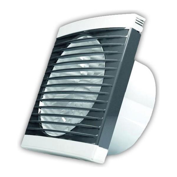Nástěnný axiální ventilátor PLAY MODERN 100/S - pouze se svorkovnicí
