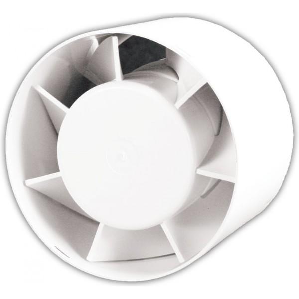 Potrubní ventilátor IRIS 100 - pouze se svorkovnicí