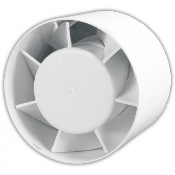 Potrubní ventilátor ENTER 100 T - s časovým spínačem