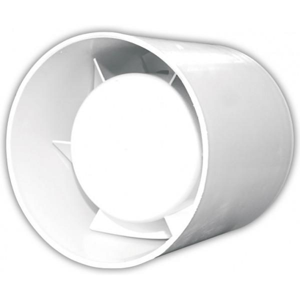 Potrubní ventilátor EURO 1 - Ø99x98 mm, 100 m3/h