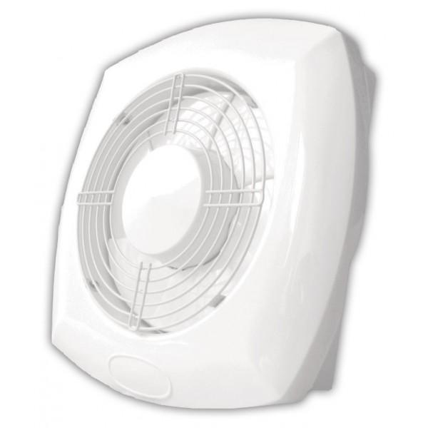 Průmyslový ventilátor EF 200 AS - Ø240x240 mm, 450 m3/h
