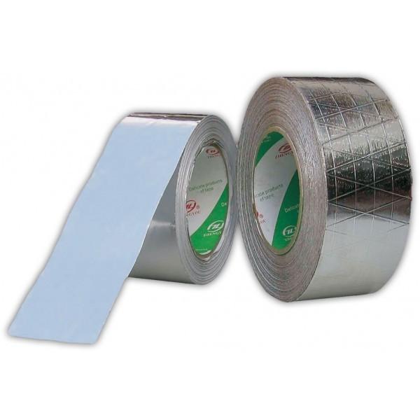 Hliníková samolepící páska TA 50/50 AL -30°C až + 120°C