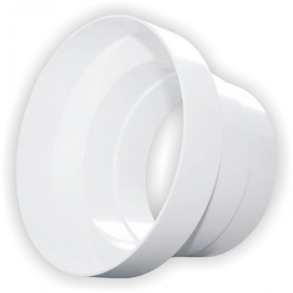 Plastová redukce K-R o průměrech 125/150 mm