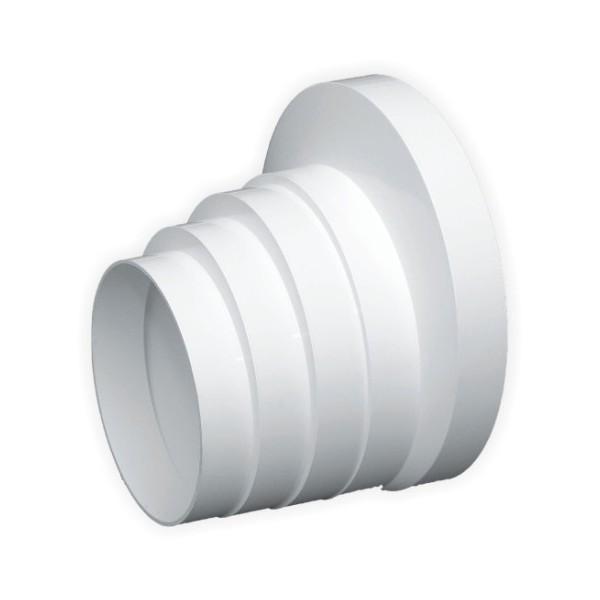 Plastová odstupňovaná redukce RKO 150/125/120/110/100 mm