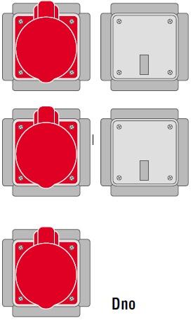 Energetická kostka SÉRIE 30 - 3E52.34