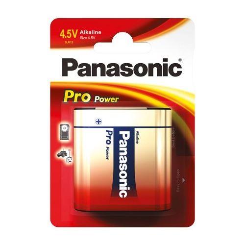 Alkalická baterie Panasonic ProPower 3LR12PPG (1ks v blistru)