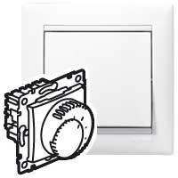 Prostorový termostat Valena (standard) - bílá