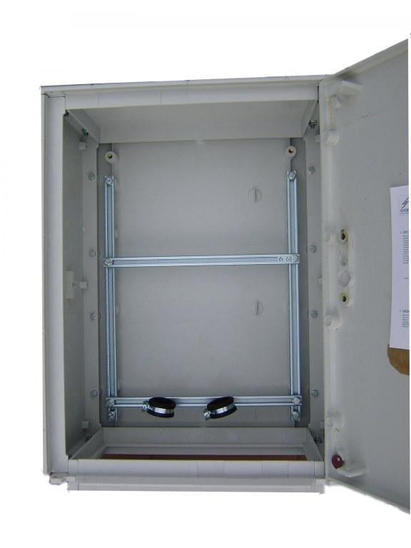 Plynoměrová skříň APZ/NV-7 (RWE, E.ON, PP)