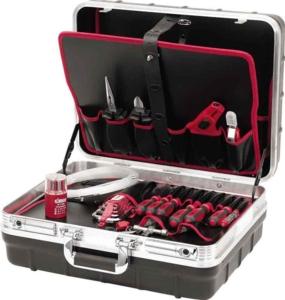 Kufr s nářadím KLASIK (23 ks) - vybavený