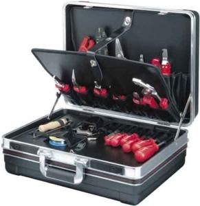 Kufr s nářadím KLASIK (27 ks) - vybavený