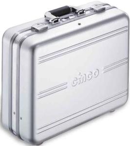 Kufr na nářadí DELUXE hliníkový (nevybavený)