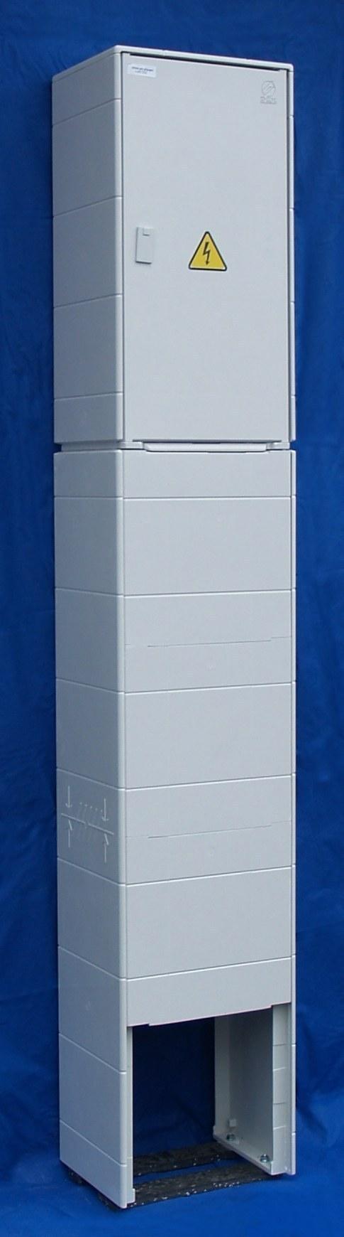 Elektroměrový rozvaděč ER112/NKP7P (ČEZ, E.ON)