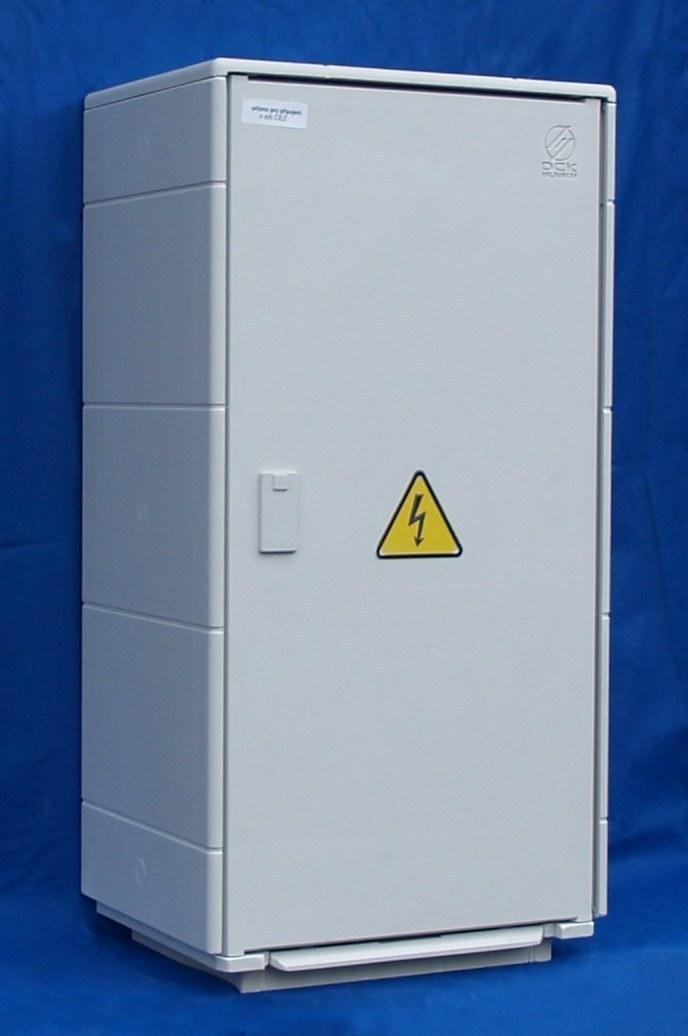 Elektroměrový rozvaděč ER112/NVP7P (ČEZ, E.ON)