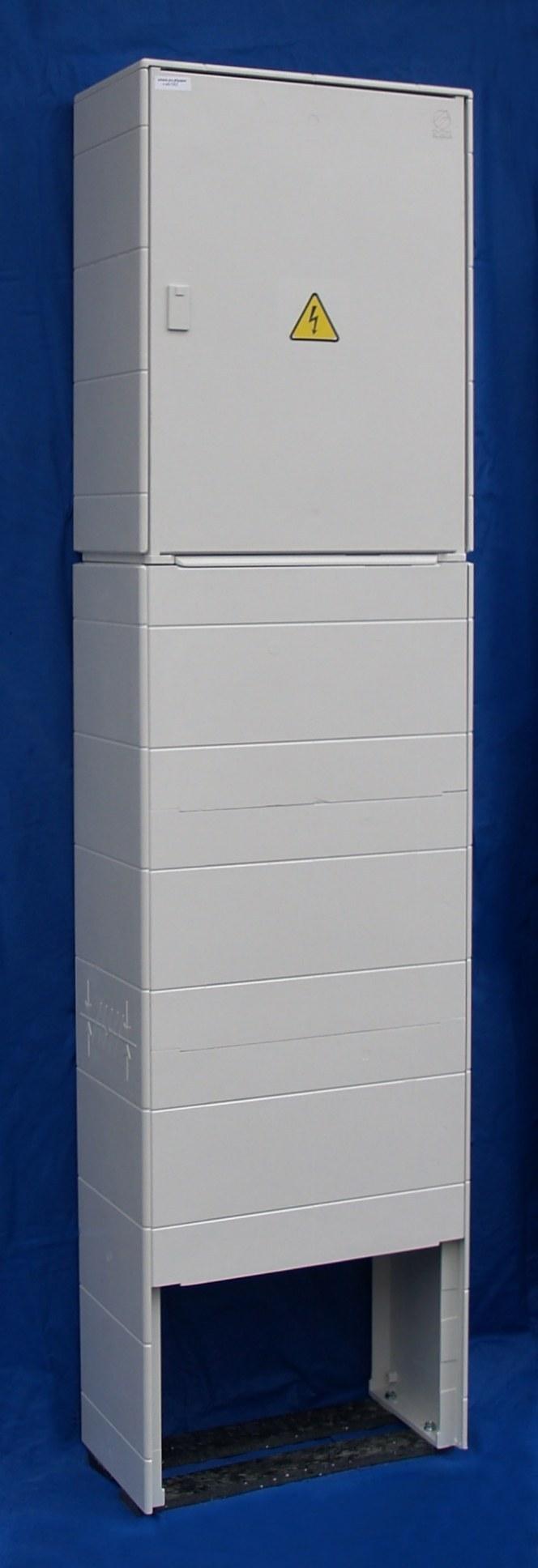 Elektroměrový rozvaděč ER212/NKP7P (ČEZ, E.ON)