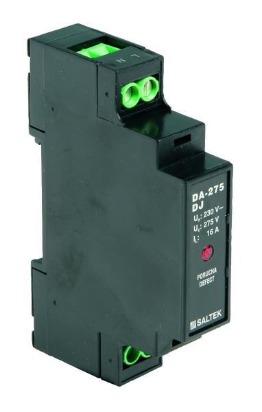 Přepěťová ochrana DA-275 DJ25 (DA-275 DJ25)