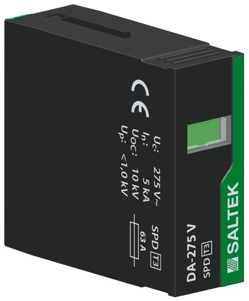 Náhradní modul pro svodič DA-275 V/0