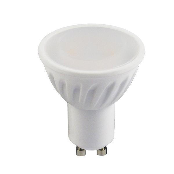 LED žárovka PAR16 (patice GU10) 5W - bílá